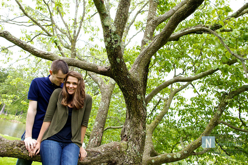 Heather + Tim's Engagement :: University of Connecticut :: Storrs, CT