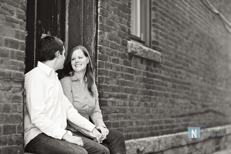 Ingrid + Ben's Engagement :: Litchfield, CT