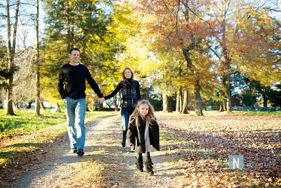 Jenn + Matt's Family :: Topsmead Park :: Litchfield, CT