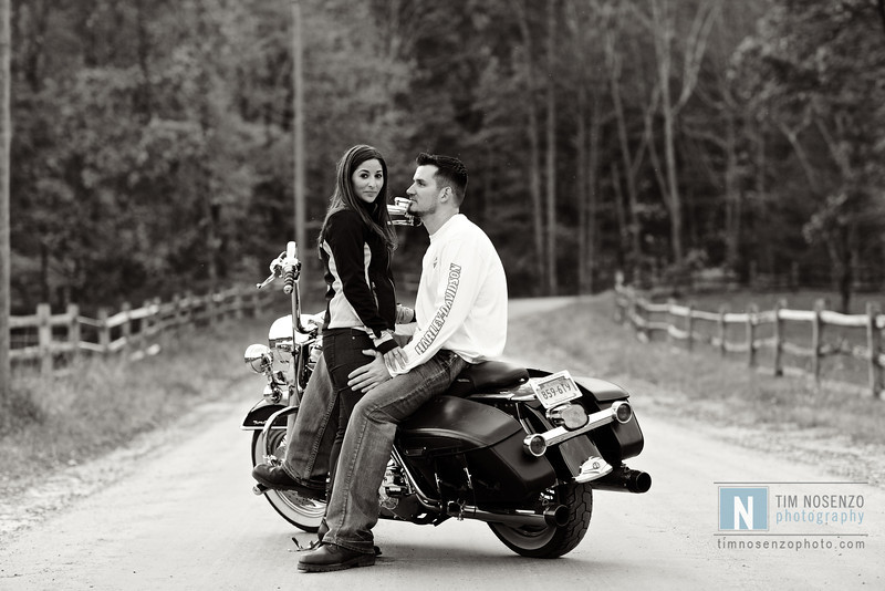 Jenn + Steve's Engagement :: New Milford, CT