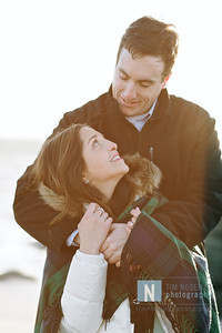 Laura + Brad's Engagement :: Narragansett, RI