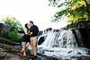 Lindsey + Mike's Engagement :: Southford Falls :: Southbury, CT
