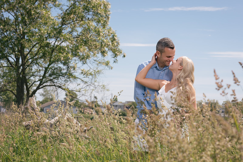 Silver Sands Engagement Photos