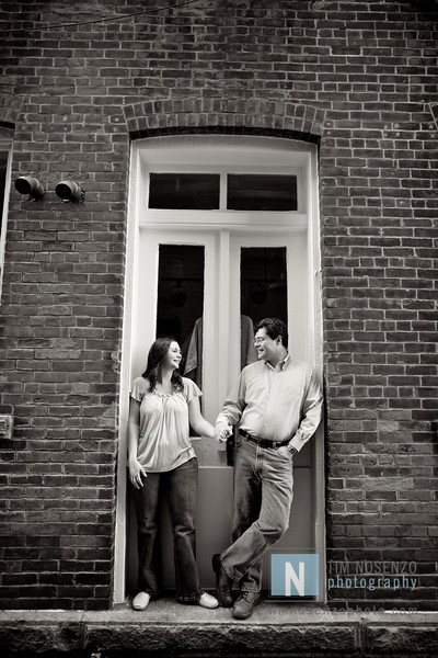 Sarah + Brendan's Engagement :: Litchfield, CT