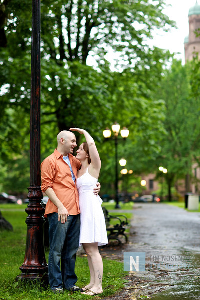 Wendy + Bryan's Engagement :: Union Station :: New Haven, CT