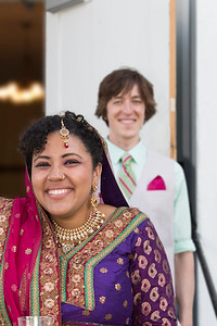Ryan & Jonaya's wedding reception