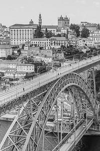 Ponte Luís I bridge, Porto