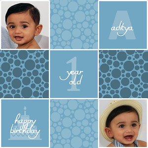 1stbdaycollage