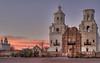 Mission San Xavier del Bac near Tucson, AZ (2-11)