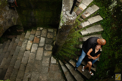 Nigel and Roxanne engagement Shoot Fort Santiago, Intramuros  City of Manila Philippines