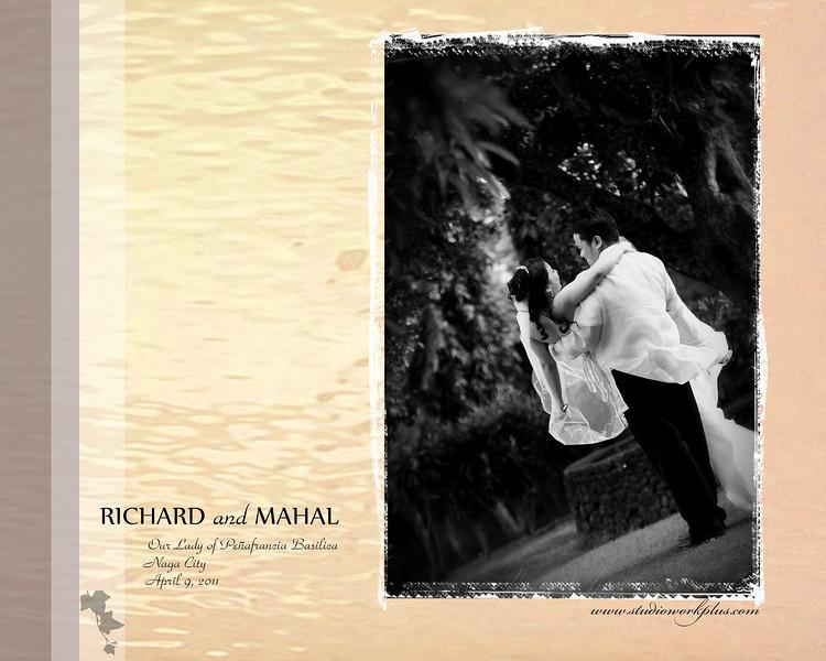 Richarrd & Mahal Espiritu<br /> Signature Book<br /> Shoot on Location