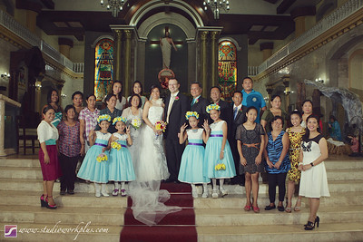 Jacques and Gigi Wedding