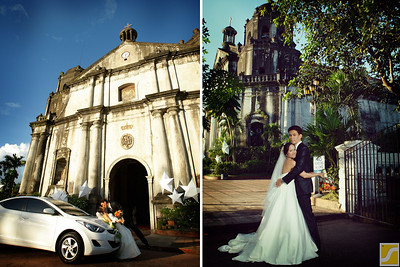 Bicol Wedding Lerit and Baracena Nuptial Naga Metropolitan Cathedral Naga City Philippines December 23,2011