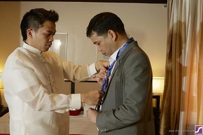 Joseph & Gladina Wedding