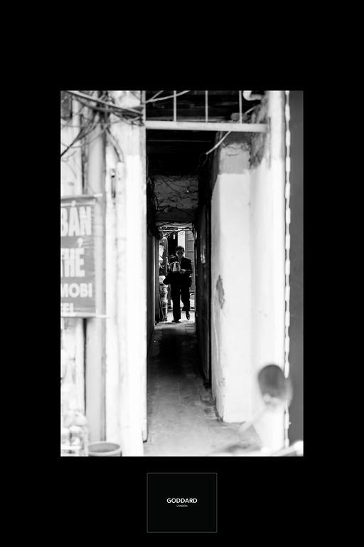 Viet Nam, Ha Noi Streets
