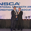 Bill Holcomb, College of Health Professions Faculty receives NSCA Sports Medicine/Rehabilitation Specialist of the Year Award