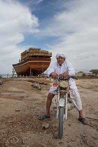 Boat builder.
