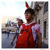 L'uomo in rosso