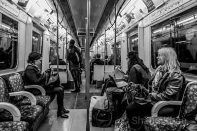 Life on the London Underground