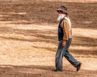 Morning Stroll September 22nd, 2012 at the McIver Civil War Reenactment.
