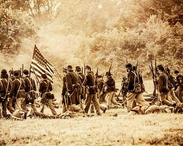 Through the Fields of the Fallen 8x10