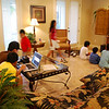 Kids doing what they do best....video games