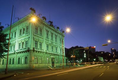 Museu da República, Rio de Janeiro, 2003, Brasil.