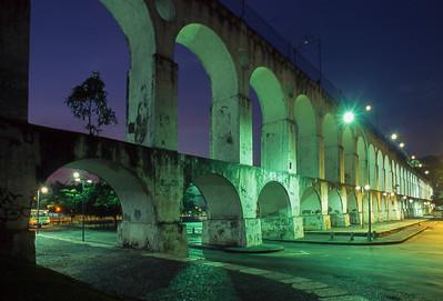 Arcos da Lapa, Rio de Janeiro, 2003, Brasil.
