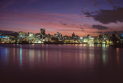 Vista do centro da cidade, Rio de Janeiro, 2003, Brasil.