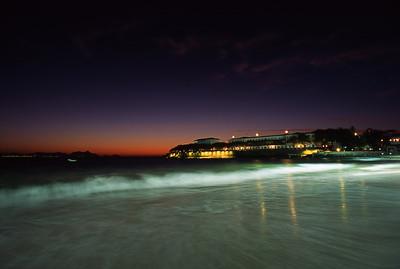 Praia de Copacabana, Posto 6, Rio de Janeiro, 2003, Brasil.