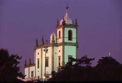 Outeiro da Glória, Rio de Janeiro, 2003, Brasil.