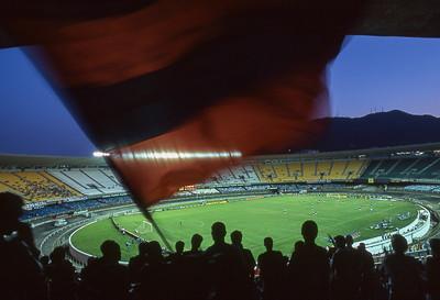 Maracanã, Rio de Janeiro, 2003, Brasil.