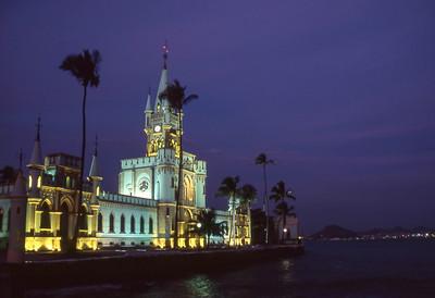 Castelo da Ilha Fiscal, Rio de Janeiro, 2003, Brasil.