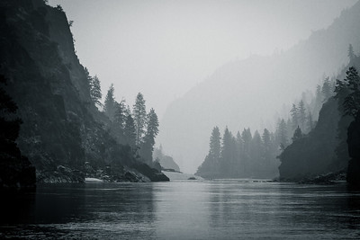 Summer on the Salmon River (Smoke)