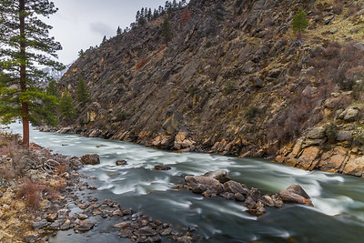 Pine Creek Long Exposure