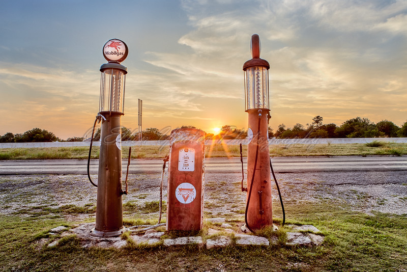 City Garage Gas Station