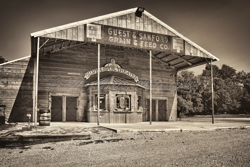 Silver Spur Theater