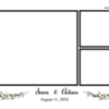 Wedding - Layout 13