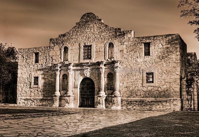 Mission Alamo -