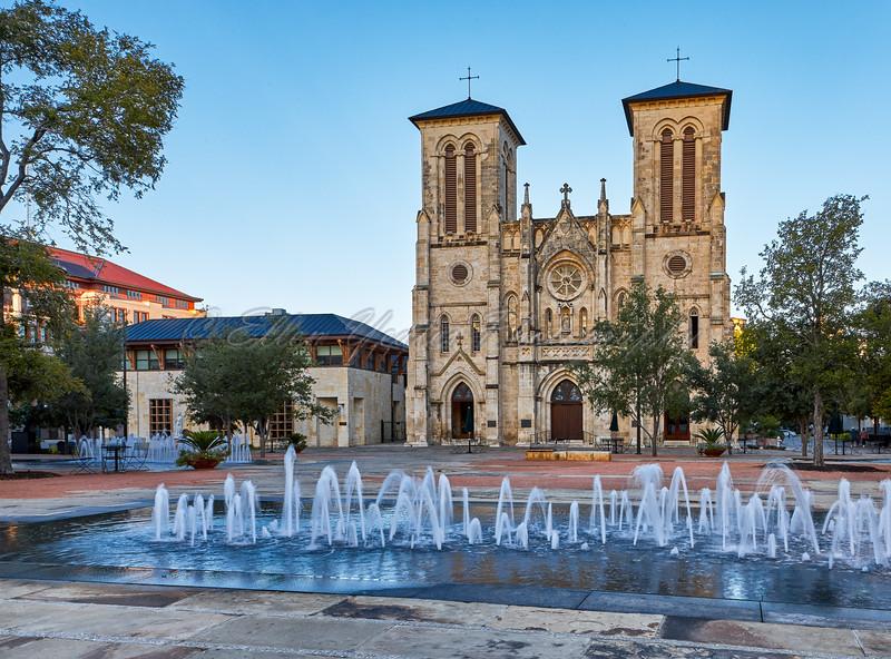 Mission San Fernando Cathedral