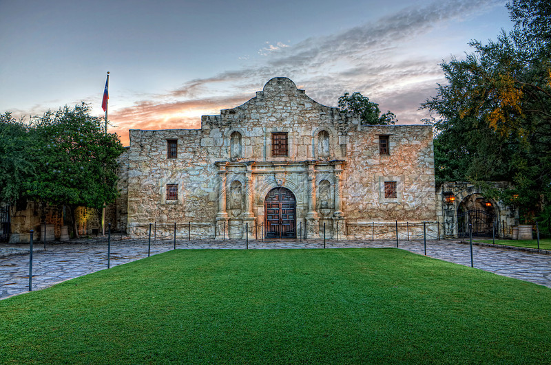 Good Morning Alamo Mission