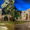 Before & After The Alamo Mission