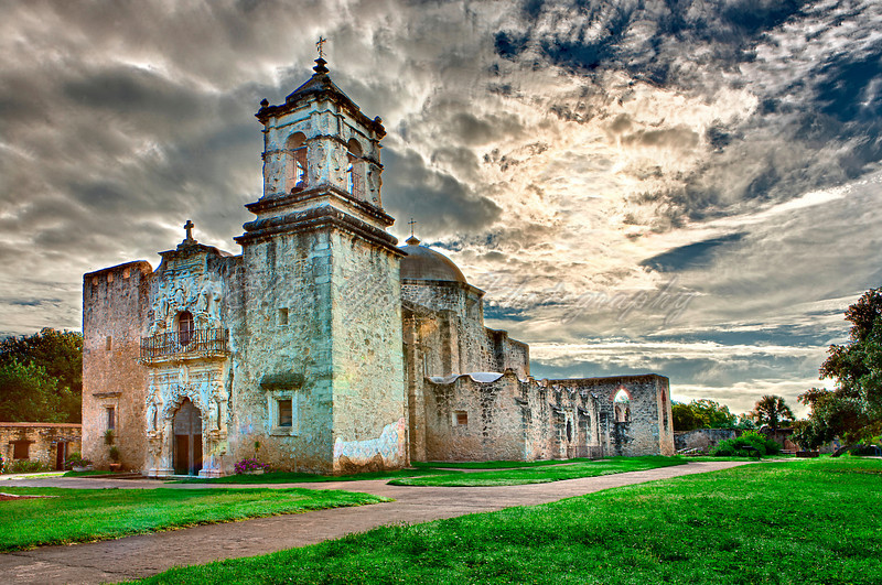 ~ After the Storm ~ Mission San Jose