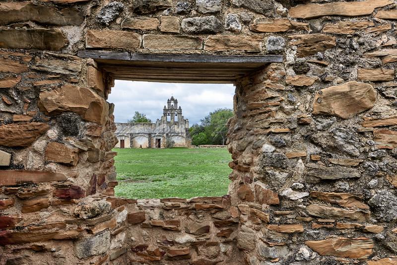 Thruough the Window~ San Juan (1731)