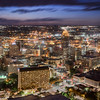 Night View of San Antonio from the Tower of the Americas