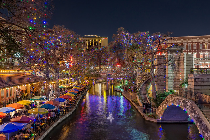 RiverWalk Star Reflection