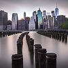 Manhattan from Brooklyn Bridge Park, NYC