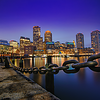 Downtown Skyline, Boston