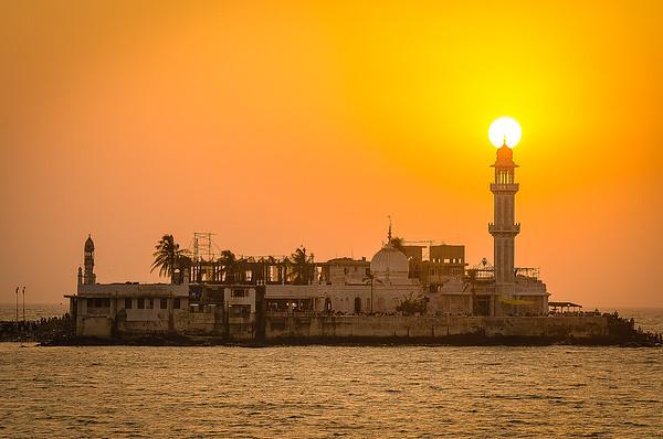 Mumbai Haji Ali Dargah (Sunset)
