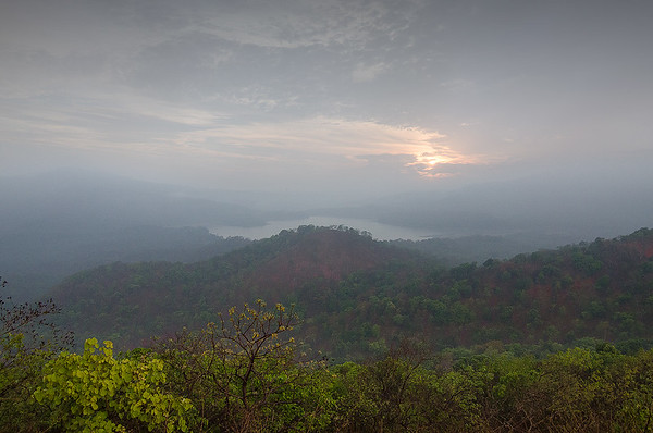 Mumbai -Sanjay Gandhi National Park (Sunset)